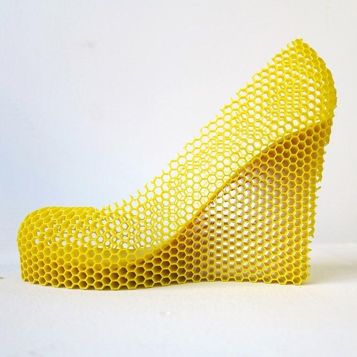 Sebastian Errazuriz 12 Shoes Lovers Honey