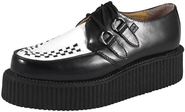 T.U.K. Shoes Mondo Hi Sole Brothel Creeper