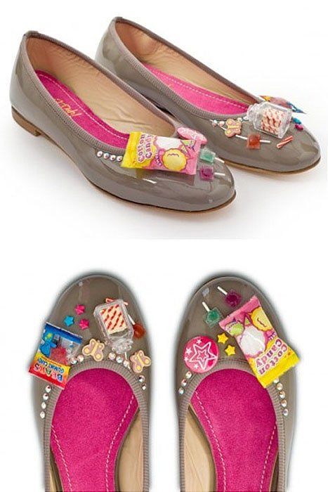 Ta-Dah! The Toy Shoes Candy Shop