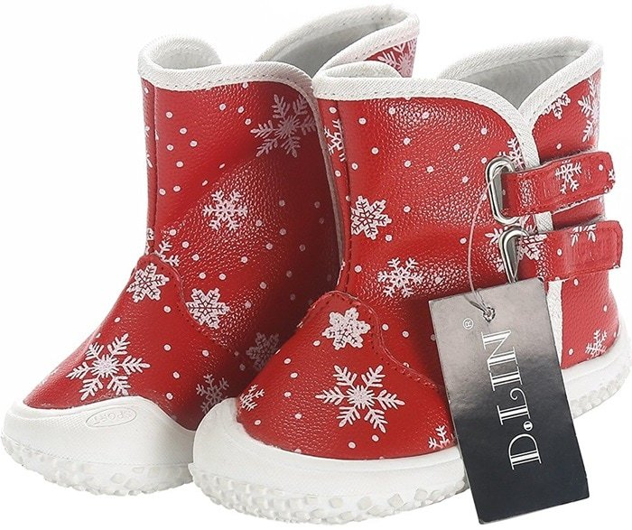 Toddler Christmas and Snow Boots For Boys & Girls