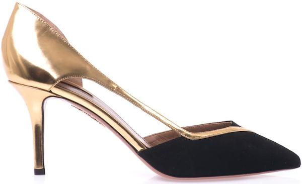 "Aquazzura ""Jazz"" Pump"