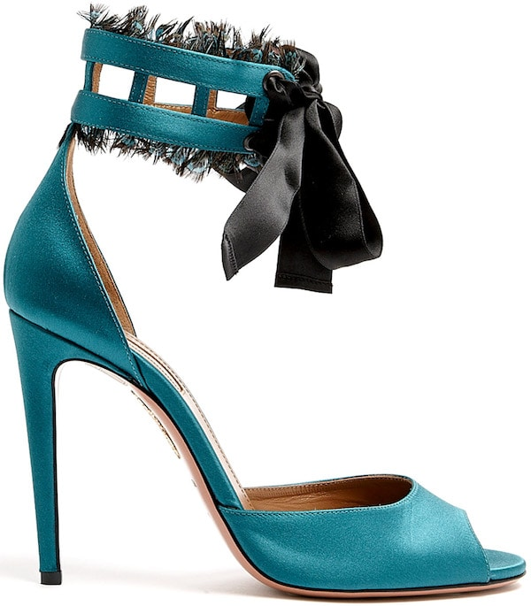 "Aquazzura ""Coralie"" Sandal"
