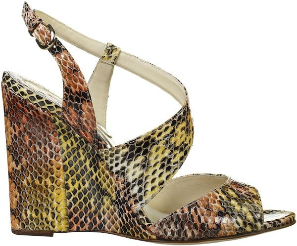 """Brian Atwood """"Anabel"""" Wedge Sandal"""