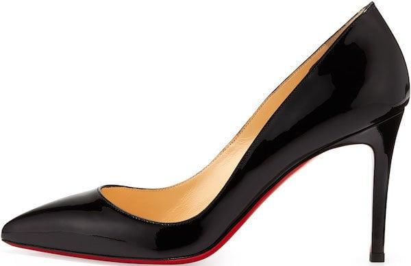 Christian Louboutin Pigalle Pump in Black