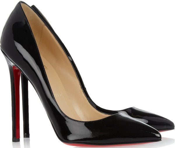 "Christian Louboutin ""Pigalle"" Pumps in Black"