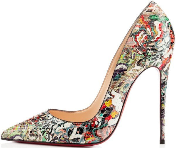 ea6fbffe162 Christian Louboutin s Spectacular Shoes for Spring and Summer