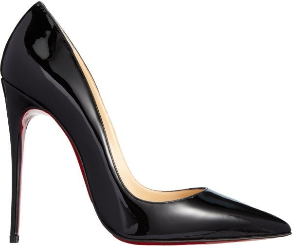 "Christian Louboutin ""So Kate"" Pump in Black"