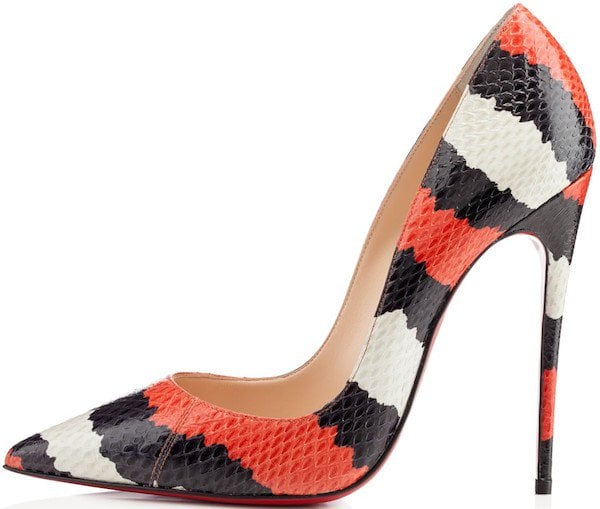 7c396c29a99 ... Spring Summer 2014 collection at Nordstrom and Saks. Christian Louboutin