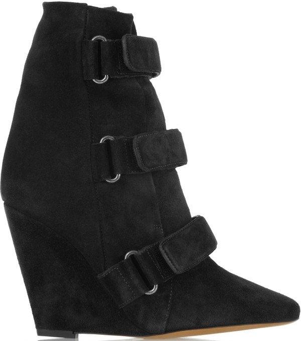 Isabel Marant Sebay Ankle Boots