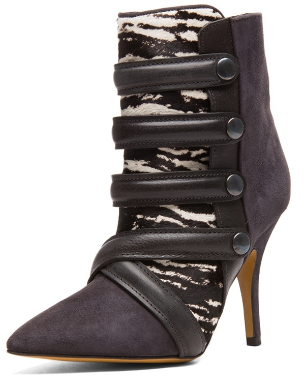 isabel marant tacy anthracite