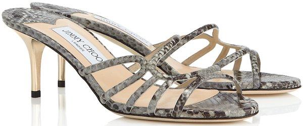 """Jimmy Choo """"Hibiscus"""" Sandals"""
