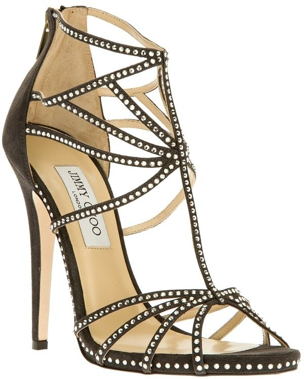 Jimmy Choo 'Vendetta' Sandals