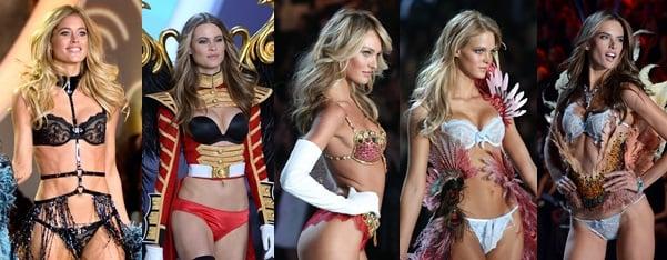 Victoria Secret Fashion Show 2013 Show