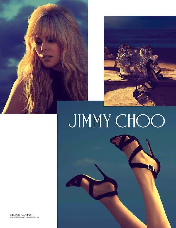 Jimmy Choo Cruise 2014 Advertising Campaign