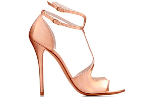 "Stuart Weitzman ""Latenite"" Sandals"