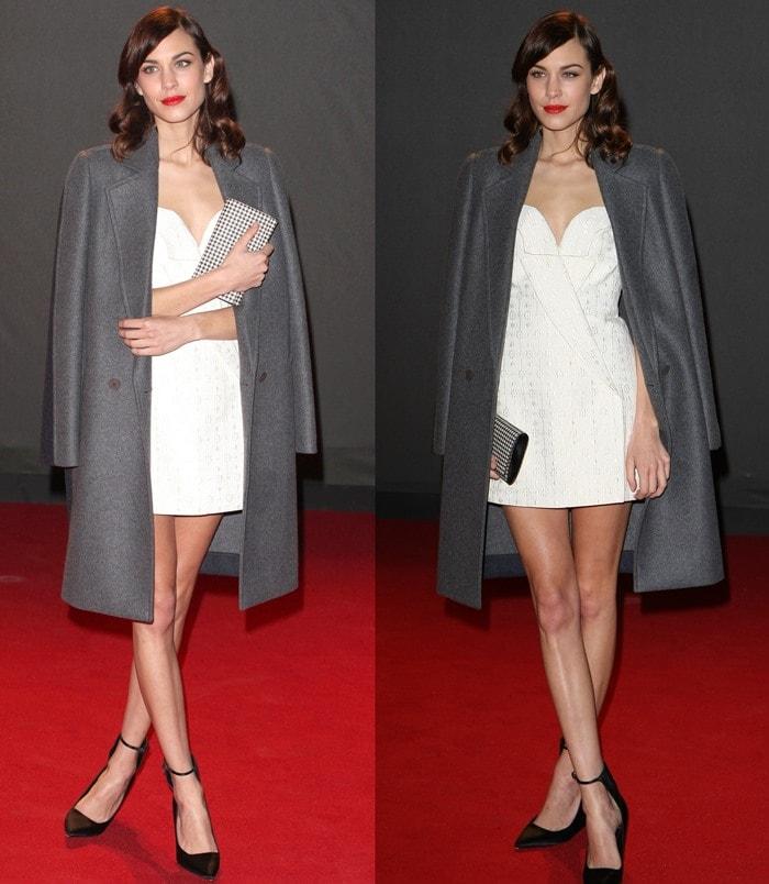 British Fashion Awards 2013, London