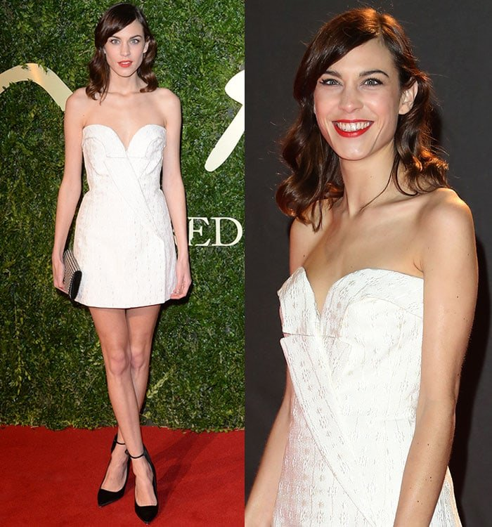 Alexa-Chung-Stella-McCartney-British-Fashion-Awards