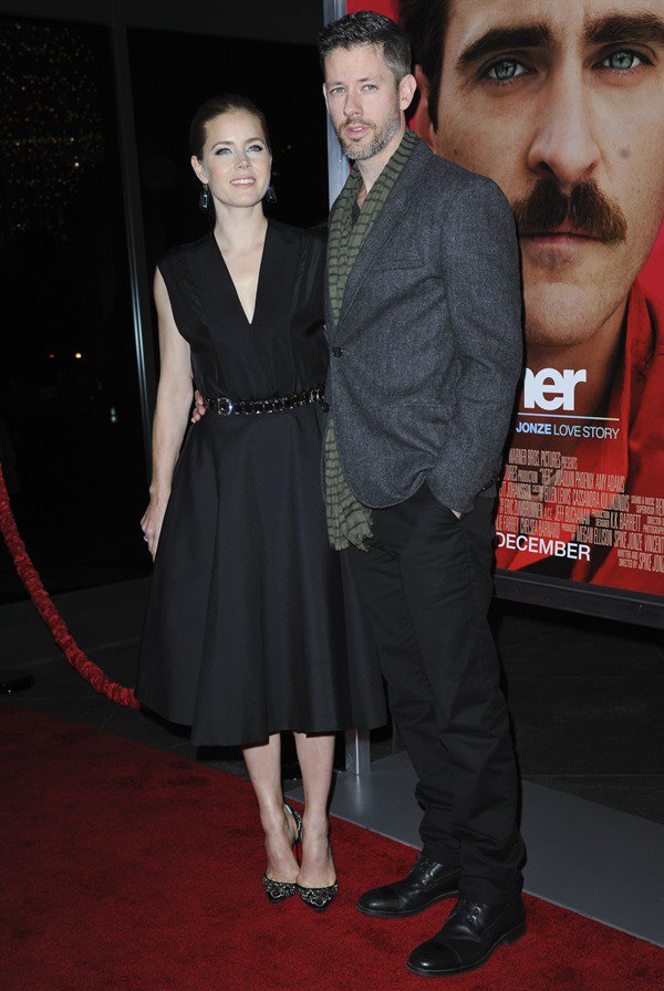 Premiere Of Warner Bros. Pictures' 'Her' - Red Carpet