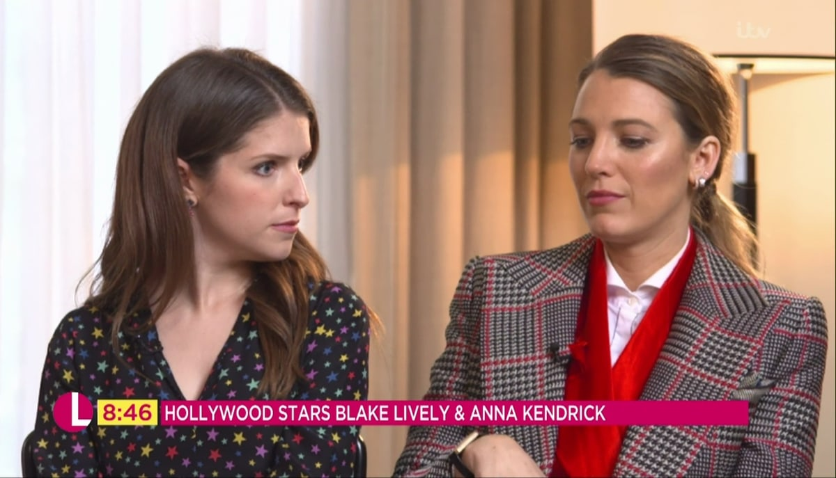 Far from friends, Anna Kendrick and Blake Lively reportedly can't stand each other