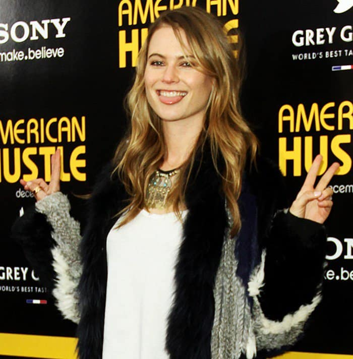 New York Screening Of American Hustle