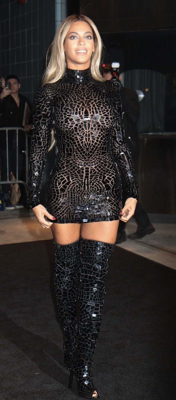 Beyonce launch party2