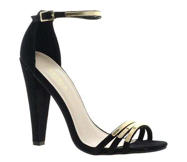 Carvela Kurt Geiger Cara Barely There Toe Strap Sandals