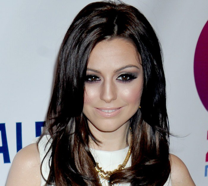 Cher Lloyd at Z100's Jingle Ball 2012 presented by Aeropostale at Madison Square Garden in New York City on December 7, 2012