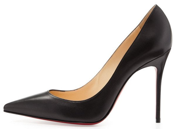 Christian Louboutin Decollete Pointed-Toe Pump