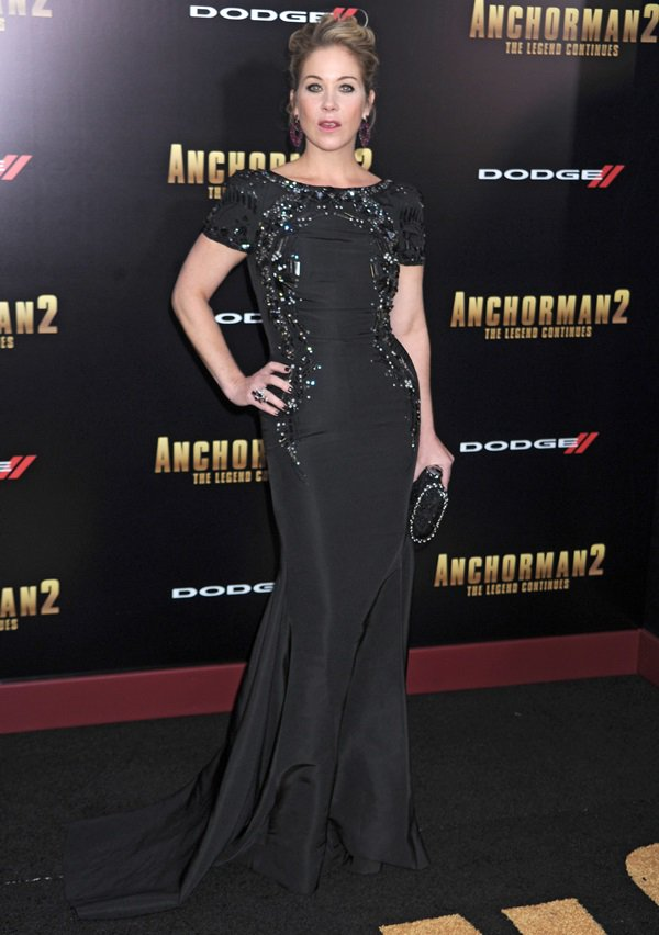 New York premiere of 'Anchorman 2: The Legend Continues'