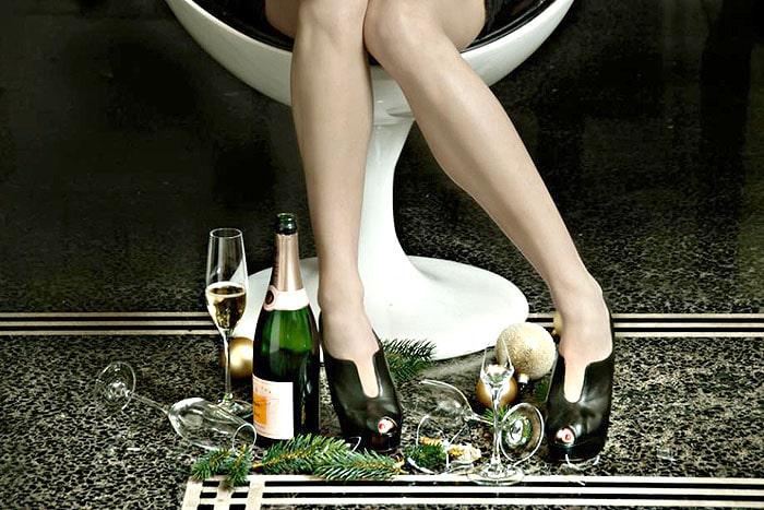 "De Siena ""Marla"" Ankle Boots"
