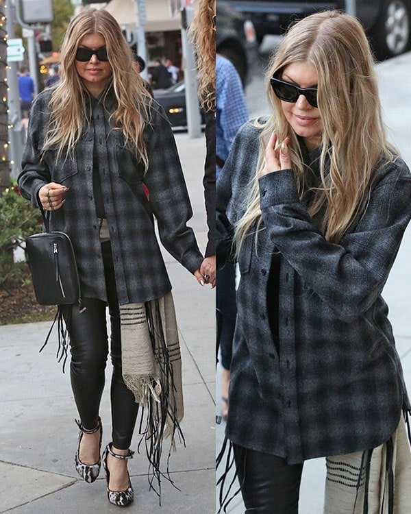 Fergie James Pearce Beverly Hills1