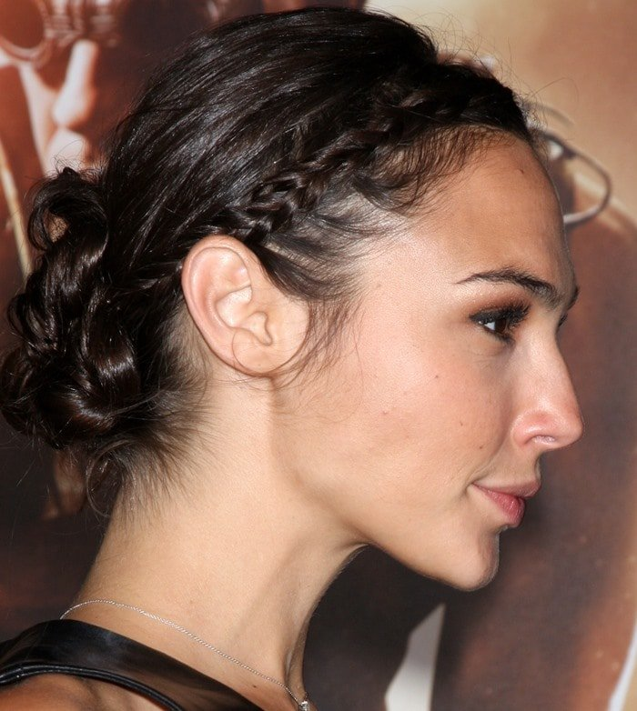 Gal Gadot served her requisite two years in the Israeli army as a combat trainer during the 2006 Israel-Hezbollah War