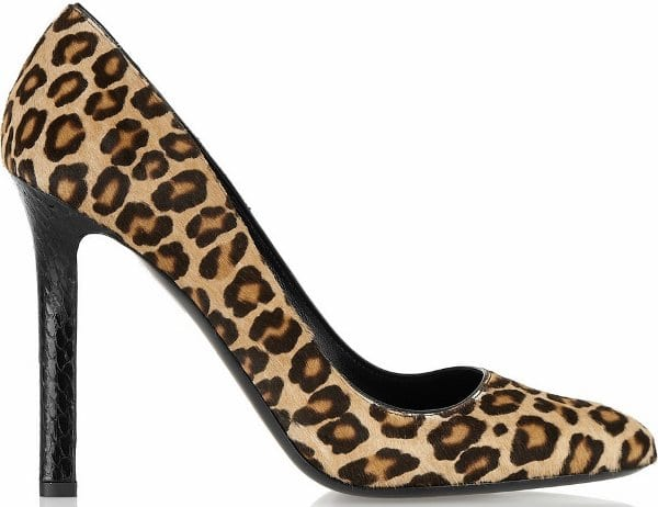 Heaven Leopard Pumps