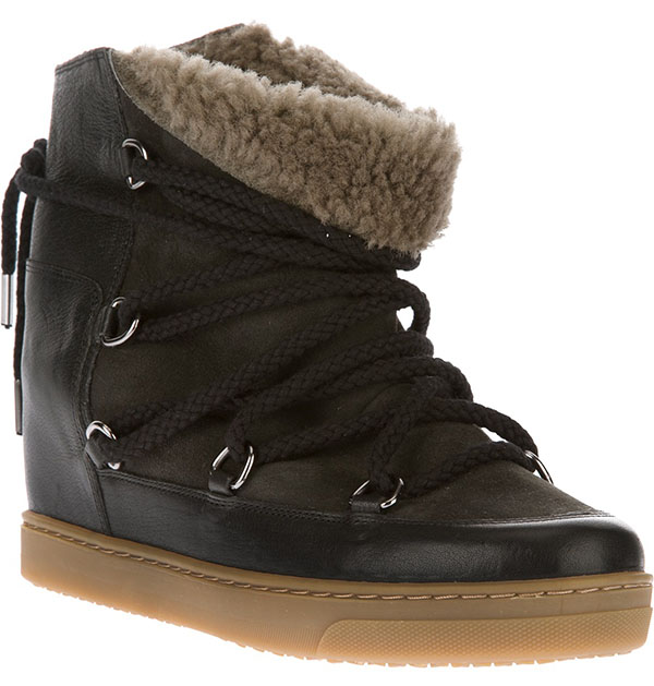 Isabel Marant Nowles Snow Boots