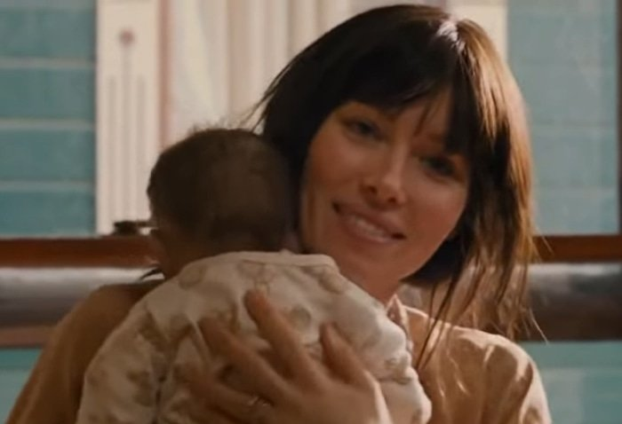 Jessica Biel stars as a mysterious new neighbor (Linda) in The Truth About Emanuel, a 2013 American thriller drama film