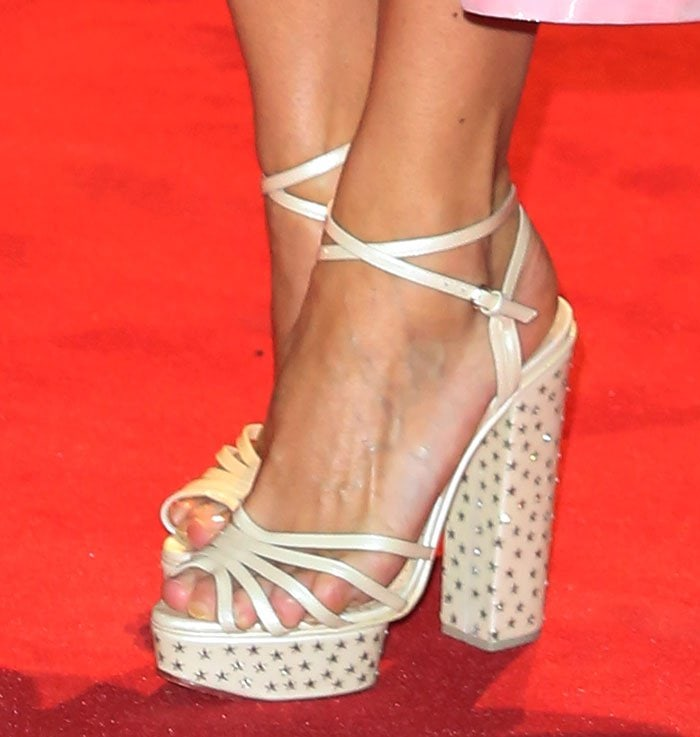 Laura-Bailey-Charlotte-Olympia-sandals