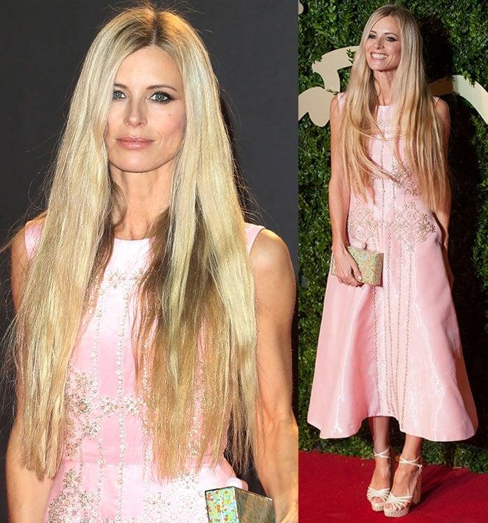 Laura-Bailey-Roksanda-Illincic-dress-British-Fashion-Awards