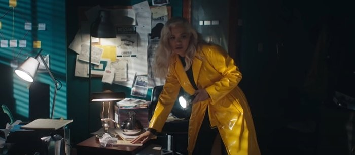 Kygo and Rita Ora released a standalone single for Detective Pikachu titled Carry On