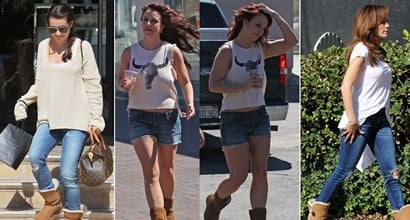 14a7a7c9c6 UGGs With Jeans  20 Ways to Wear Ugg Boots With Denim