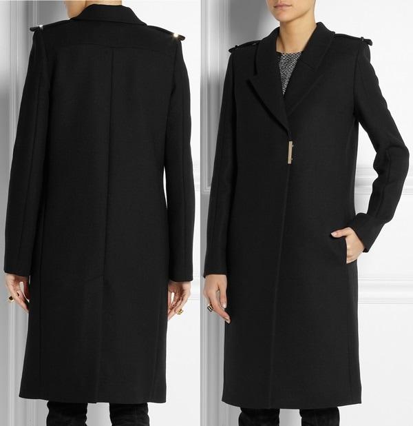 Victoria Beckham Wool coat