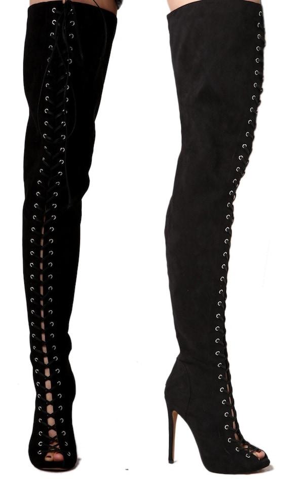 Zigi Thigh Boots
