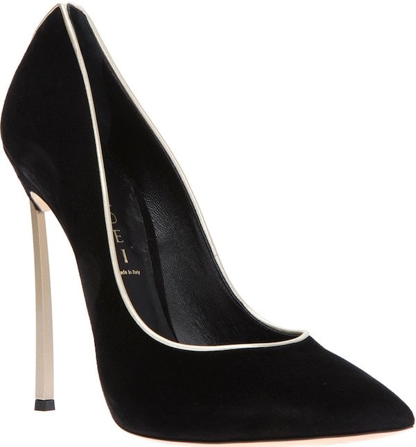 "Casadei ""Chic"" Pumps in Black"