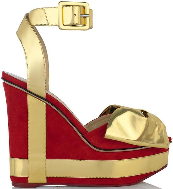 "Charlotte Olympia ""All I Want"" Wedges"