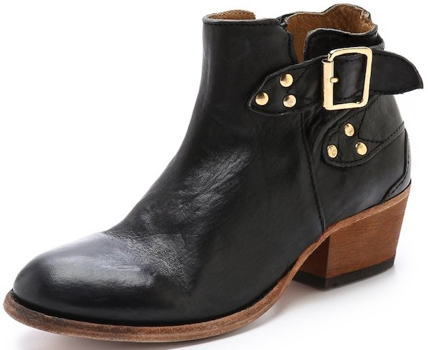 "H by Hudson ""Bora"" Studded Booties"