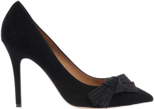 "Isabel Marant ""Poppy"" Pumps in Black Suede"