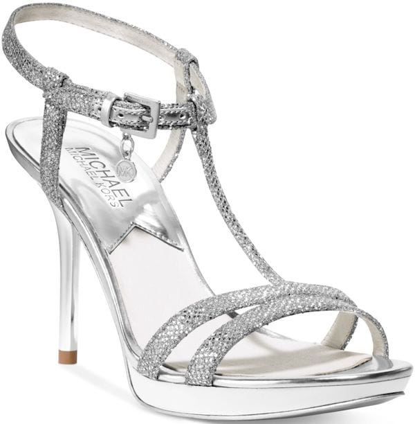 "MICHAEL Michael Kors ""Yvonne"" Platform Sandals"