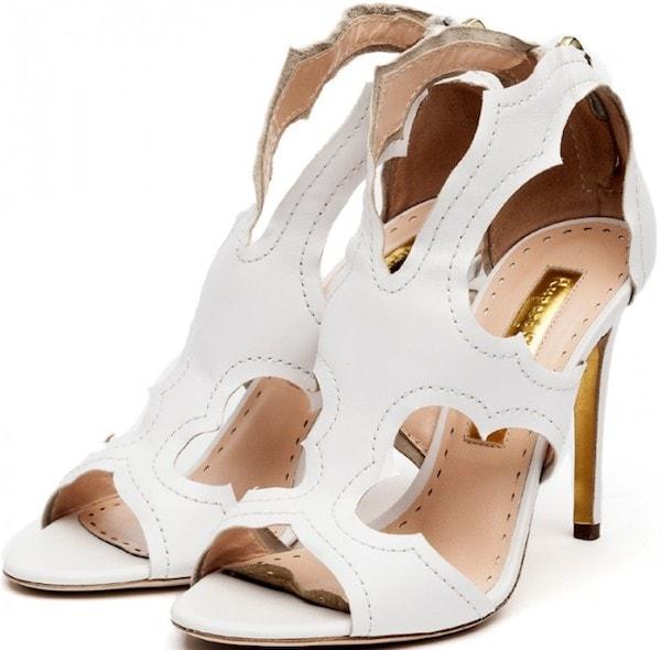 "Rupert Sanderson ""Estelle"" Sandals"