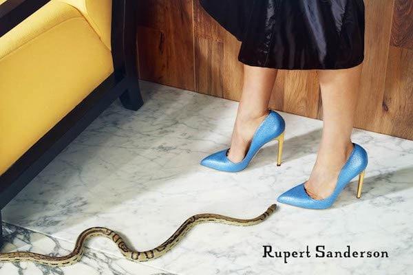 Rupert Sanderson Spring/Summer 2014 Campaign