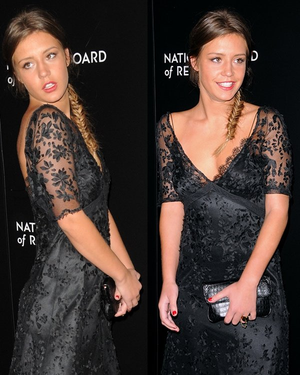 Adele Exarchopoulos 2014 National Board Of Review Awards Gala1