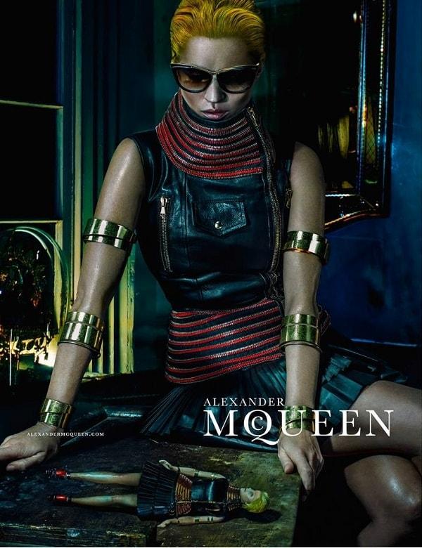 Alexander McQueen SS14 Campaign